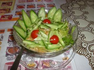 ベジタブルサラダ